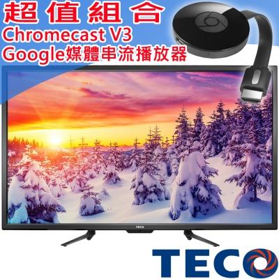 TECO東元-50吋-液晶顯示器-TL5000TR