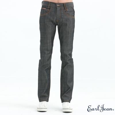 Earl Jean 原色單寧低腰緊身窄管褲