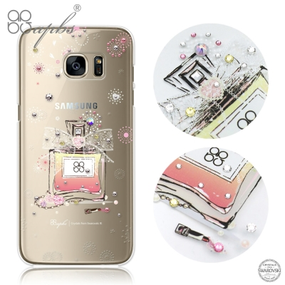 apbs Samsung Galaxy S7 edge 施華洛世奇彩鑽手機殼-維...
