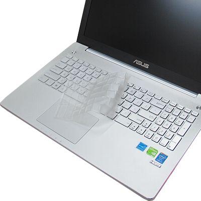 EZstick ASUS N550 N550J (觸控機款)抗菌TPU鍵盤膜
