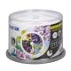 錸德 Ritek DVD-R 4.7GB 16X 頂級鏡面相片防水可列印式光 50P布丁桶 product thumbnail 2