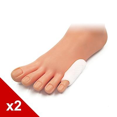 糊塗鞋匠 優質鞋材 J09 超優質柔軟矽膠 小拇指保護墊 2雙