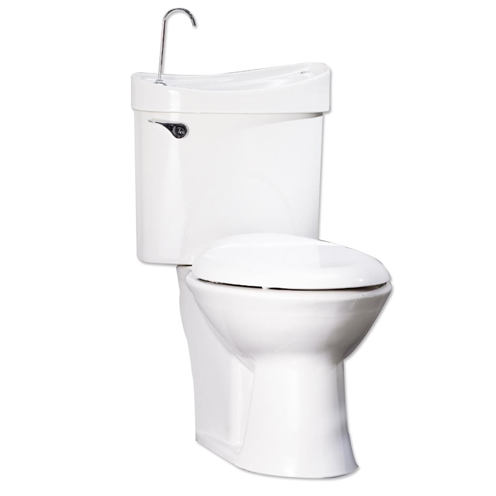 【HCG】CS4386AAdb附洗手裝置馬桶(管距40CM)