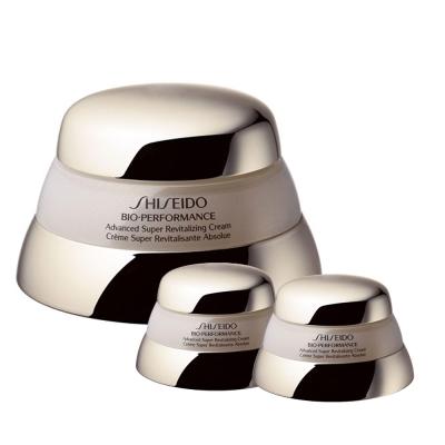 SHISEIDO 資生堂 百優精純乳霜( 75 ml)加大版超值組合組