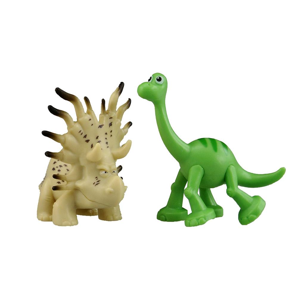 恐龍當家 - Q版 阿羅&歪哥