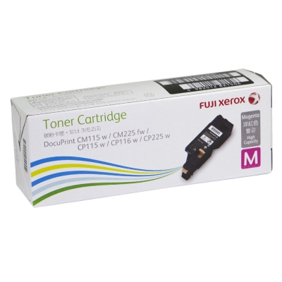 【福利品】FujiXerox富士全錄 CT202266 原廠紅色碳粉匣