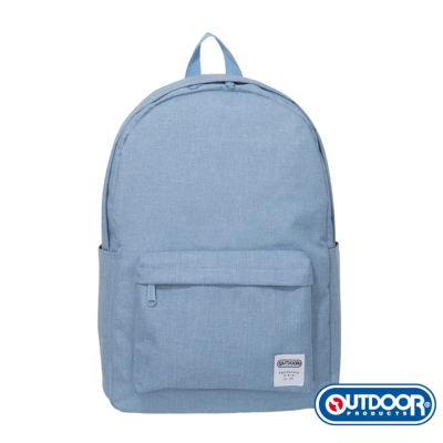 OUTDOOR- 極簡生活2.0系列-後背包-雪白淡藍-OD49158LBLS