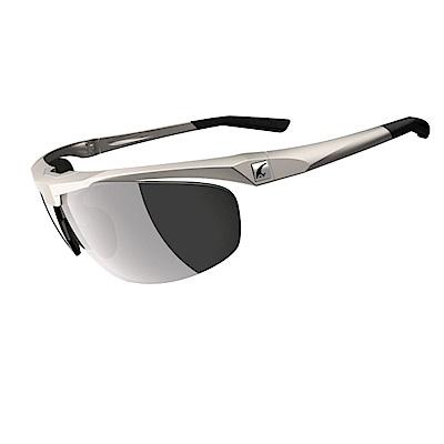 【ADHOC】運動太陽眼鏡-偏光灰片-半框式M.STONE