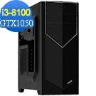 技嘉Z370平台[神艦中校]i3四核GTX1050獨顯Win10電玩機