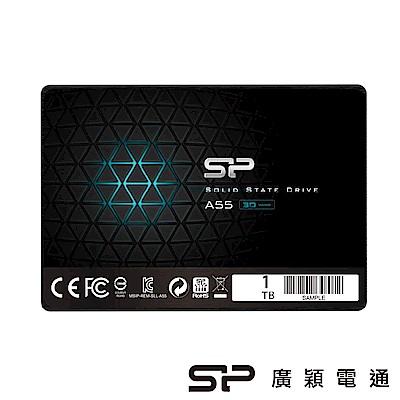SP廣穎 A55 1TB 小資聰明升級 2.5吋 SATAⅢ固態硬碟