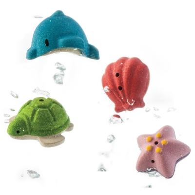 GMP BABY PLANTOYS 動物組-玩水組1個