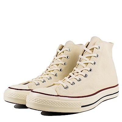 CONVERSE-男女休閒鞋144755C-米白