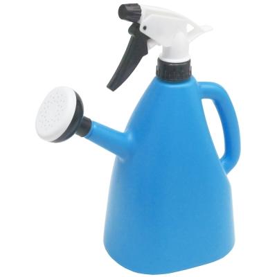 1.2公升2合1園藝水壺澆花器澆花壺超值2入