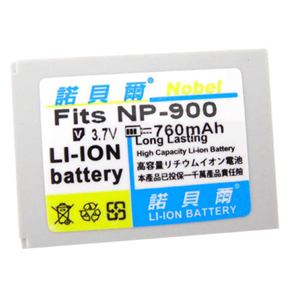 諾貝爾 Premier DM-7362/DS-T5 長效型高容量鋰電池