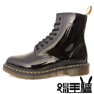NORTHWEST 英倫搖滾個性經典八孔短靴TM-4617 (黑亮)