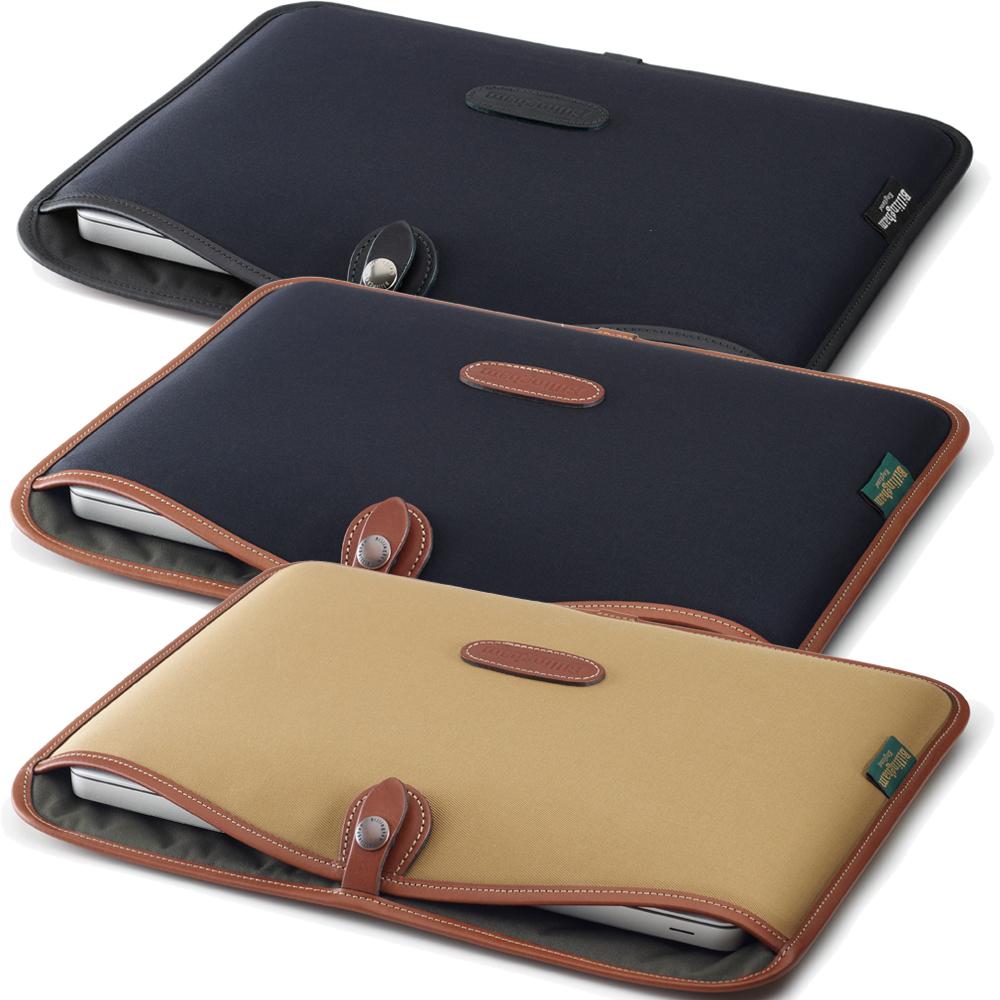 白金漢 Billingham Laptop Slip 筆電專用袋/經典材質/13吋