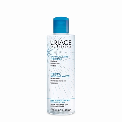 URIAGE優麗雅 全效保養潔膚水(正常偏乾性肌膚) 250ml即期良品
