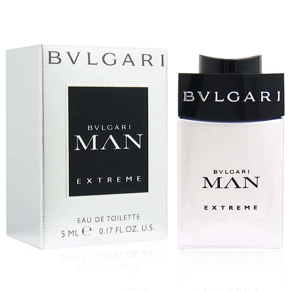 BVLGARI寶格麗 極致當代男性淡香水5ml