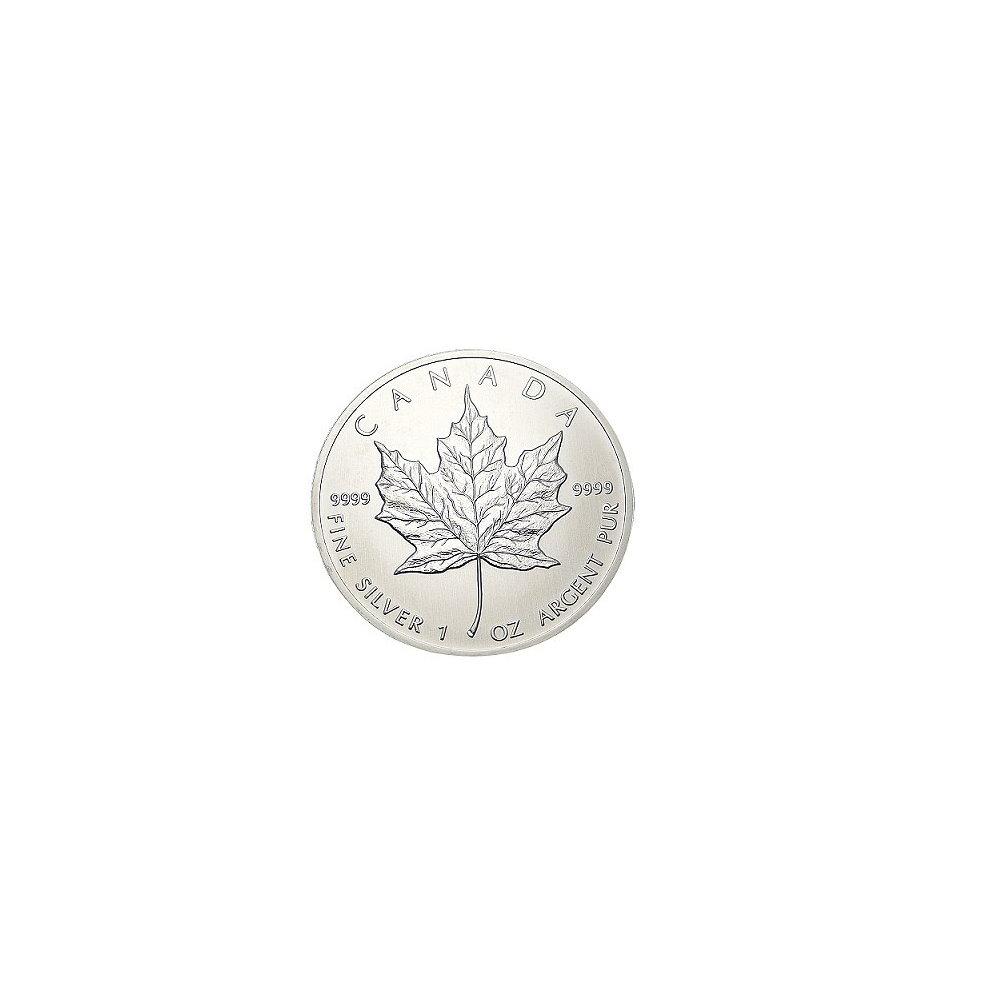楓葉銀幣 加拿大楓葉銀幣 (1盎司)