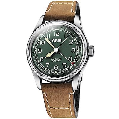 Oris 豪利時 Big Crown D.26 286 HB-RAG 限量機械錶