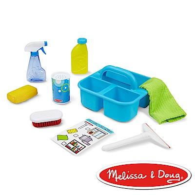 美國瑪莉莎 Melissa & Doug  角色扮演 - 家事達人清潔玩具組