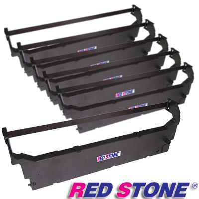 RED-STONE-for-UNISYS-TAP-2814黑色色帶組-1組6入