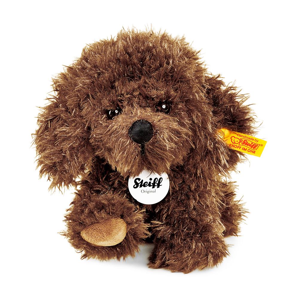 STEIFF德國金耳釦泰迪熊 - Little Timmy Puppy (寵物樂園)