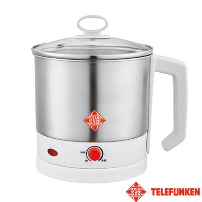 德律風根 2.0L不鏽鋼美食鍋 LT-SGP1728