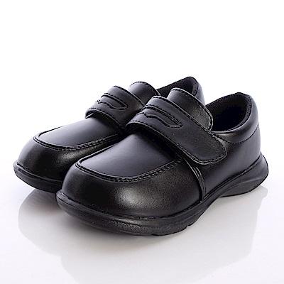 日本Carrot機能童鞋 私校皮質款 TW0926 黑 (中小童段)T1