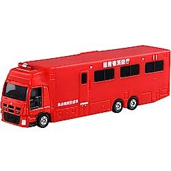 任選TOMICA超長型小汽車 NO.137 ISUZU消防廳指揮車_TM137A3