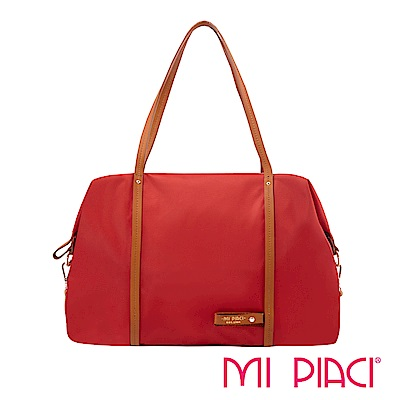 MI PIACI-Alice系列肩背袋-1230112-紅色