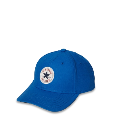 CONVERSE-鴨舌帽10003815A03-藍