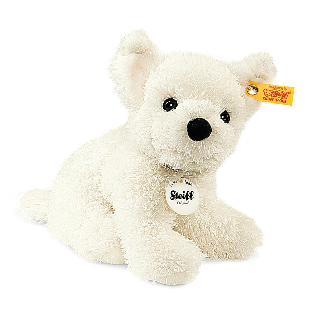 STEIFF德國金耳釦泰迪熊 - Little Sammy Puppy (寵物樂園)