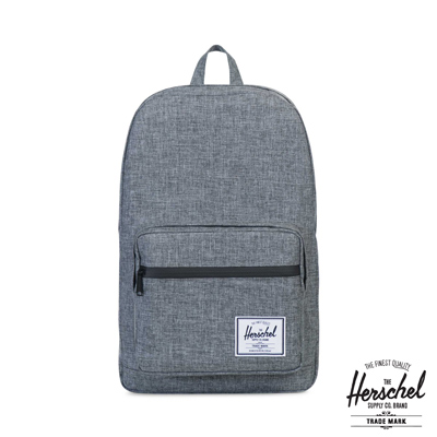 Herschel Pop Quiz 後背包-麻灰色