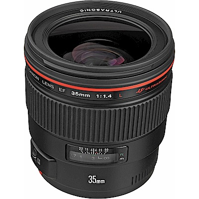 Canon EF 35mm f/1.4L USM 廣角定焦鏡頭(平行輸入)
