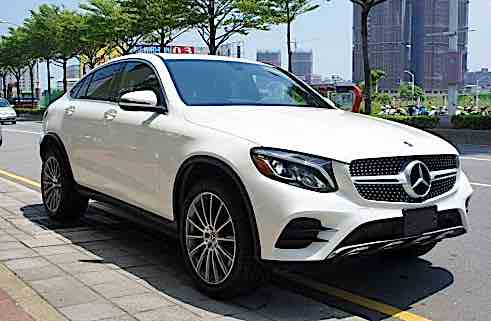 2018 GLC300-Coupe-AMG-4Matic新車