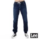 Lee 牛仔褲 針織縮口牛仔休閒褲/RG-男款