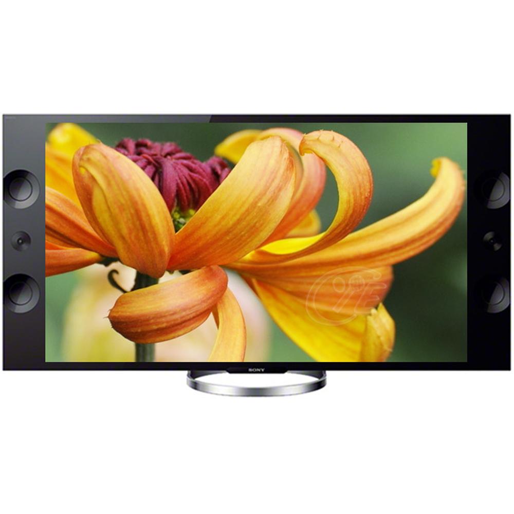 [送行動電源]SONY 65吋3D 4K LED液晶電視(KD-65X9000A)