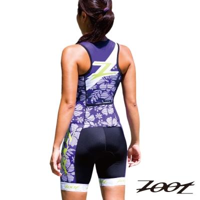ZOOT 頂級特仕限量(連身式)鐵人服(紫蘿蘭)(女) Z1506019