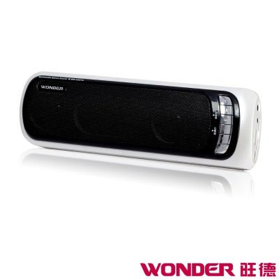 WONDER旺德 USB/MP3/FM 隨身音響 WD-8207U