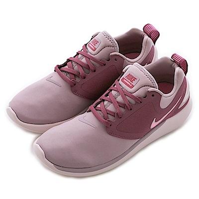 Nike 耐吉 LUNARSOLO-慢跑鞋-女