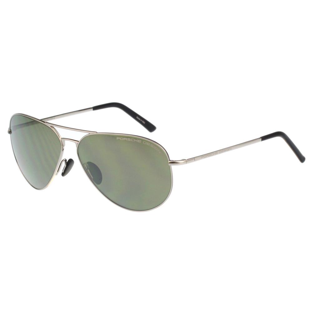 Porsche Designs 保時捷- 太陽眼鏡(銀色) @ Y!購物