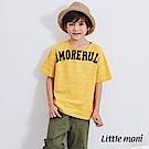 Little moni 美式印圖棉T (2色可選)