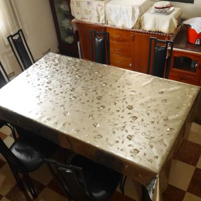 金賓古典壓紋金屬桌巾(長210cmX寬137cm)_RN-TC228-A035-C