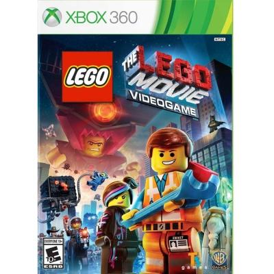樂高玩電影 LEGO THE MOVIE VIDEOGAME-XBOX360英文美版