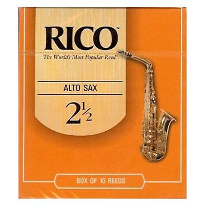RICO ALTO 2.5 10片裝竹片