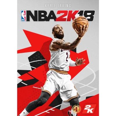 NBA 2K18 - PC 亞洲 中文一般版(拆封無鑑賞期)
