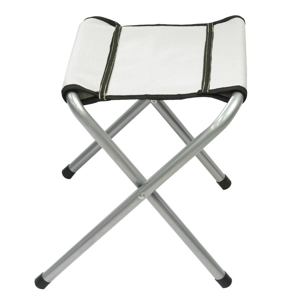 輕巧摺疊四腳凳x3