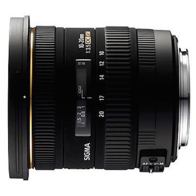 SIGMA 10-20mm F3.5 EX DC HSM (公司貨)