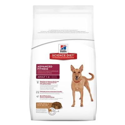 美國希爾思 成犬羊肉 米配方 原顆粒 成犬飼料 7.5公斤